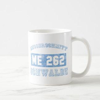Messerschmitt Schwalbe - BLUE Coffee Mug
