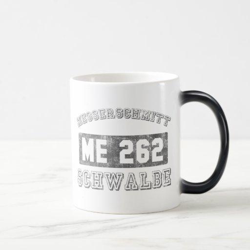 Messerschmitt Schwalbe 11 Oz Magic Heat Color-Changing Coffee Mug