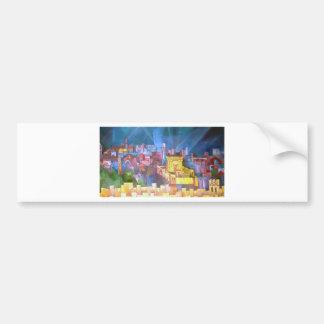 Messiah´s REDEMPTION Bumper Sticker