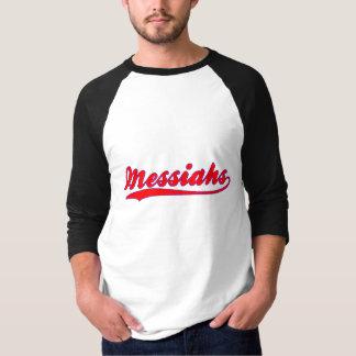 Messiahs Faux Baseball Jersey T-Shirt