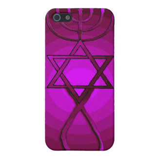 Messianic Jewish Christian Pop ART PINK  IPhone iPhone SE/5/5s Cover