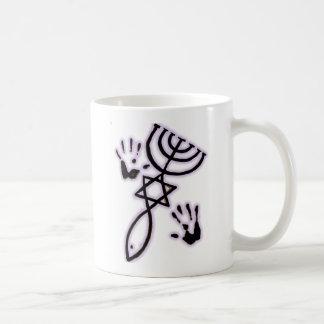 Messianic prints coffee mug
