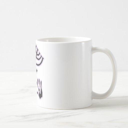 Messianic prints mugs