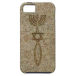 Messianic Seal Stone iPhone 5 Tough Case-Mate Case iPhone 5 Cover