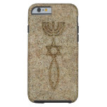 Messianic Seal Stone iPhone 6 case Tough Case