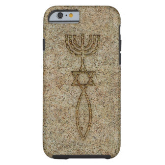Messianic Seal Stone iPhone 6 case Tough Case iPhone 6 Case