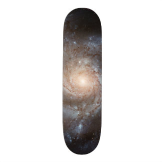 messier 101 ngc 5457 galaxy stars space skateboard deck