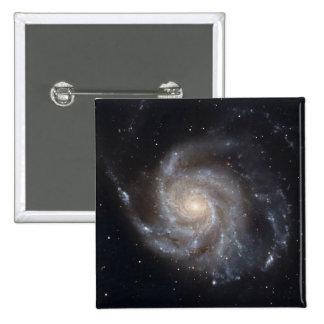 Messier 101, the Pinwheel Galaxy Button