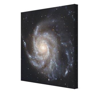 Messier 101, the Pinwheel Galaxy Canvas Print
