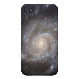 Messier 101, the Pinwheel Galaxy iPhone 4 Cases