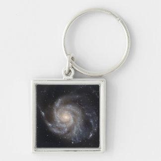 Messier 101, the Pinwheel Galaxy Keychain