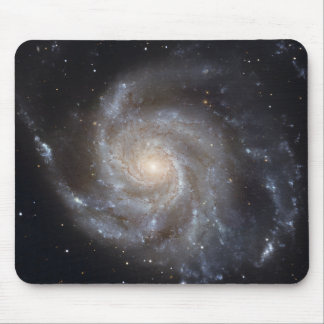 Messier 101, the Pinwheel Galaxy Mouse Pad