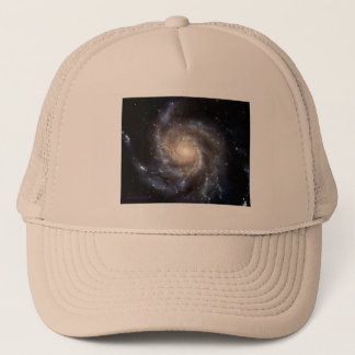 Messier 101 trucker hat