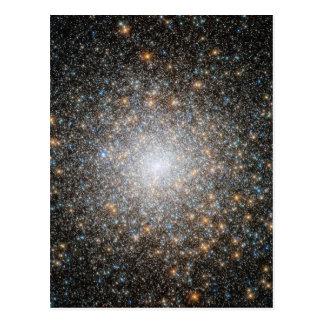 Messier 15 postcard