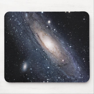 Messier 31, The Great Galaxy in Andromeda Mouse Pad