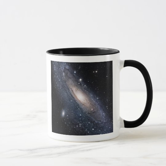Messier 31, The Great Galaxy in Andromeda Mug