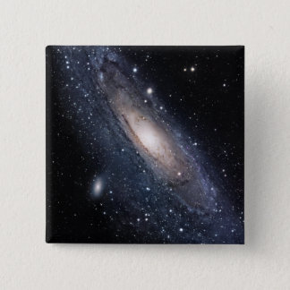 Messier 31, The Great Galaxy in Andromeda Pinback Button