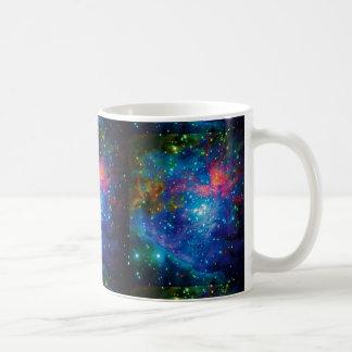Messier 42 Orion Nebula Infrared ESO Space Photo Coffee Mug