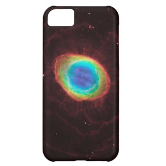 Messier 57 Space Nebula iPhone 5C Cover