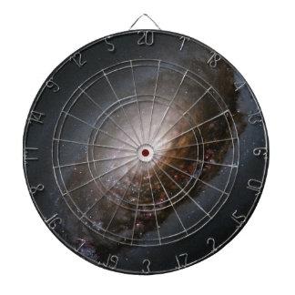 """Messier 64 - The """"Black Eye"""" Galaxy Dart Board"""