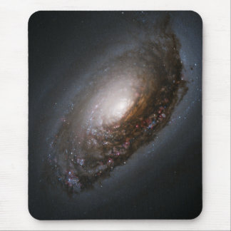 "Messier 64 - The ""Black Eye"" Galaxy Mouse Pad"