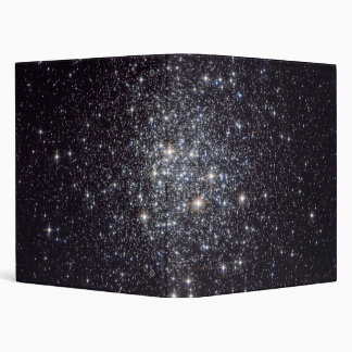 Messier 72 Globular Star Cluster NGC 6981 M72 3 Ring Binder