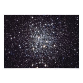 "Messier 72 Globular Star Cluster NGC 6981 M72 5"" X 7"" Invitation Card"