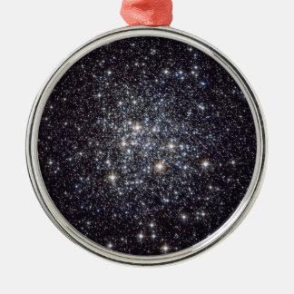 Messier 72 Globular Star Cluster NGC 6981 M72 Metal Ornament