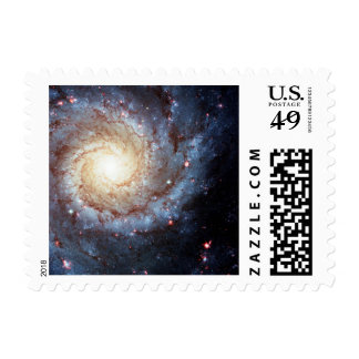 Messier 74 (outer space galaxy) ~.jpg postage stamp