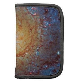 Messier 74 Spiral Galaxy Folio Planner