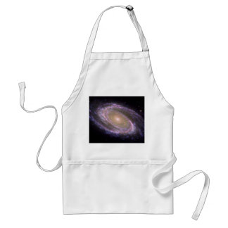 Messier 81 Spiral Galaxy Adult Apron