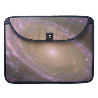 Messier 81 Spiral Galaxy MacBook Pro Sleeve
