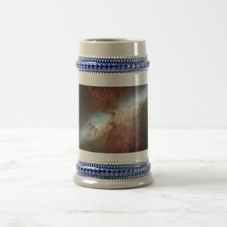 Messier 82 NGC 3034 Cigar Galaxy M82 18 Oz Beer Stein
