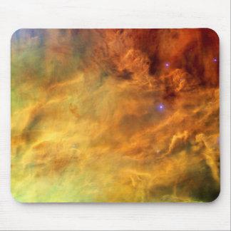 Messier 8 Lagoon Nebula Mouse Pad