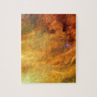 Messier 8 Lagoon Nebula - NASA Hubble Space Photo Jigsaw Puzzle