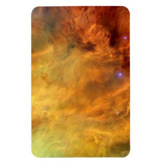 Messier 8 Lagoon Nebula - NASA Hubble Space Photo Magnet