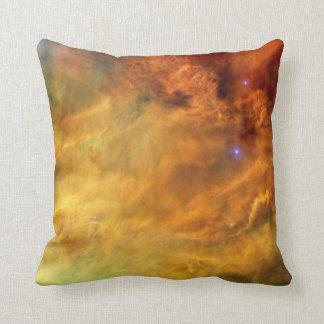 Messier 8 Lagoon Nebula Pillows