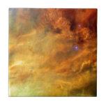 Messier 8 Lagoon Nebula Tiles