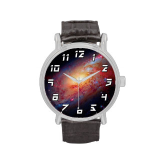 Messier M106 Spiral Galaxy Watch
