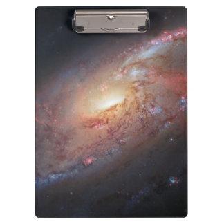 Messier Object 106 Clipboard