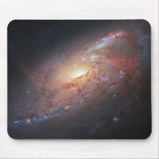 Messier Object 106 Mouse Pad