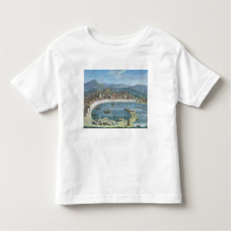 Messina - a Panoramic View of the Port Toddler T-shirt