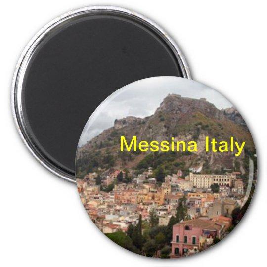 Messina Italy magnet