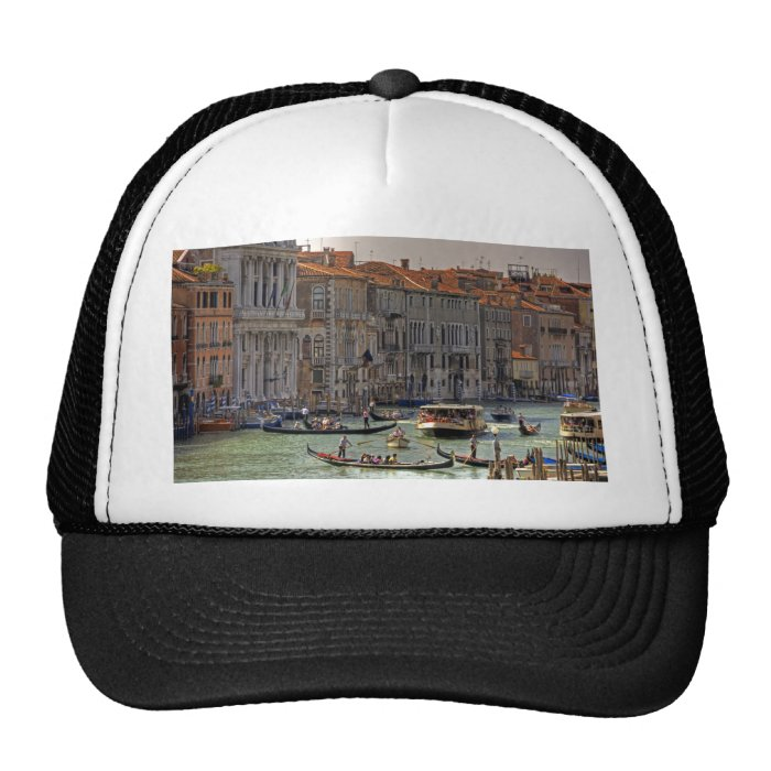 Messing about in boats trucker hat
