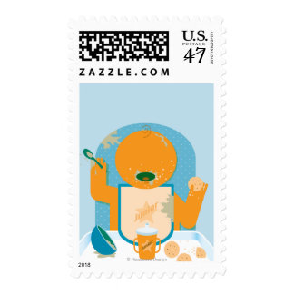 Messy Baby Postage
