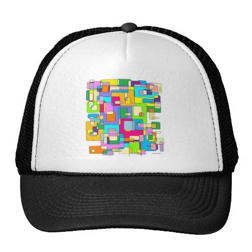 Messy Desks Hats