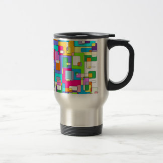 Messy Desks Travel Mug