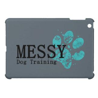MESSY Dog Training iPad Mini Cases