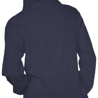 messy hair and sweatpants hooded sweatshirt