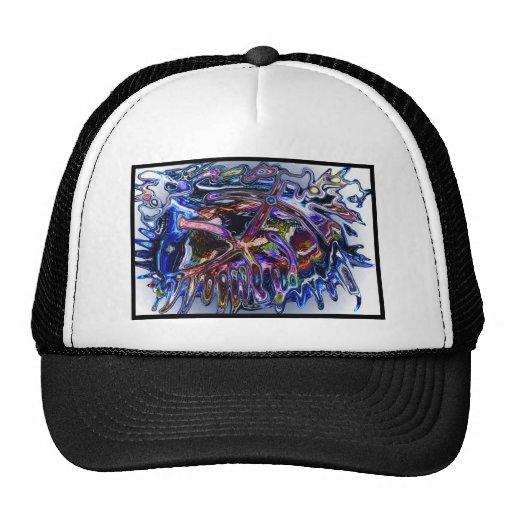 Messy Mesh Hat
